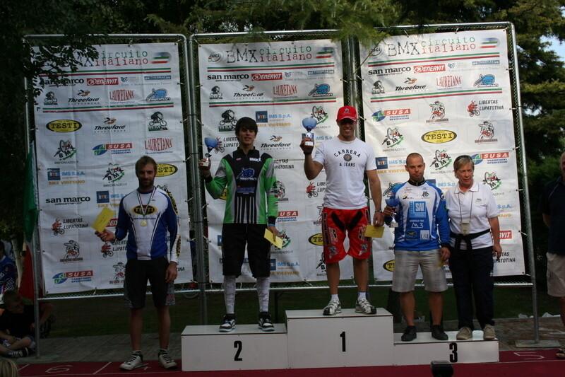 FINALE CIRCUITO ITALIANO BMX 2010