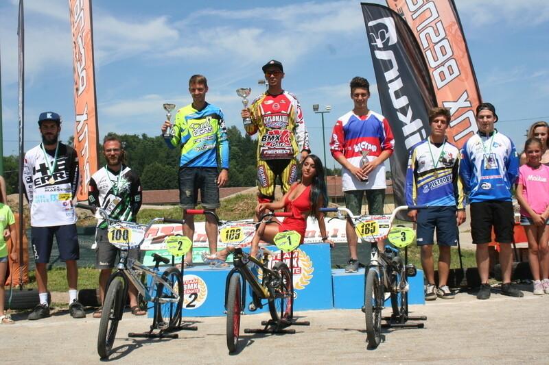 CIRCUITO ITALIANO BMX 2015