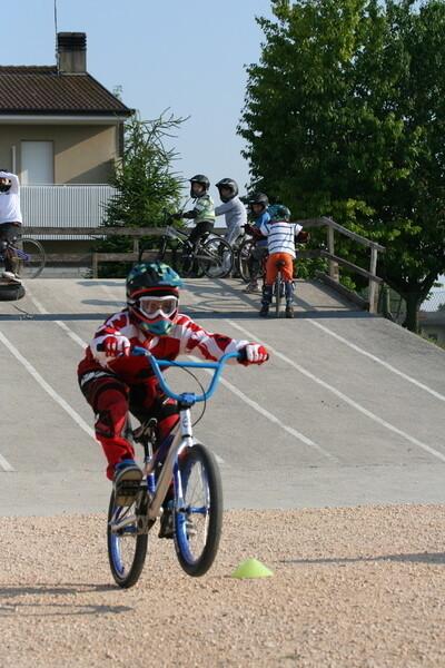 SCUOLA DI BMX STAGIONE 2012