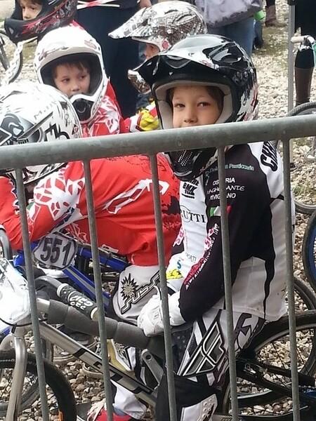 FINALE CAMPIONATO TRIVENETO BMX 2013