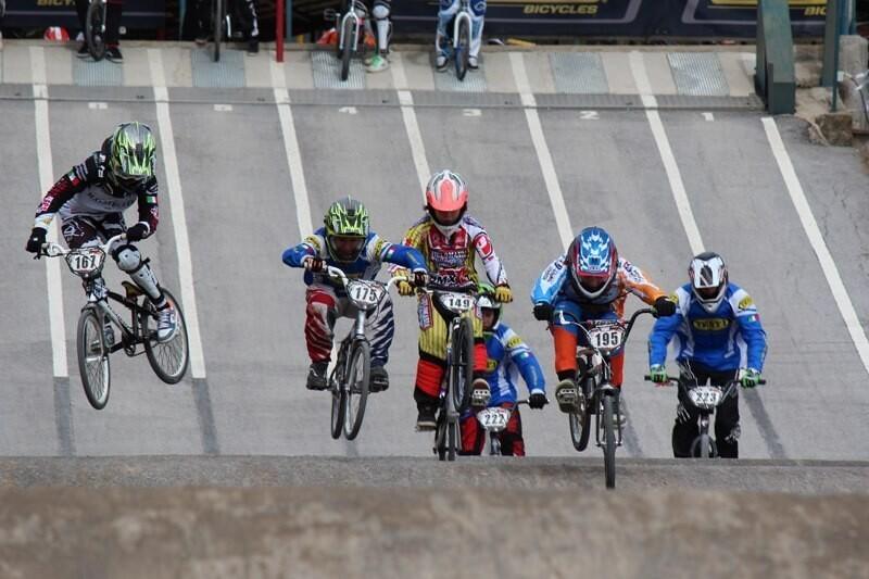 PRIMA PROVA CIRCUITO ITALIANO BMX 2013