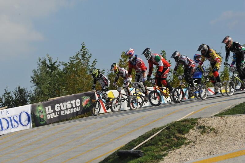 FINALE CIRCUITO ITALIANO BMX 2013