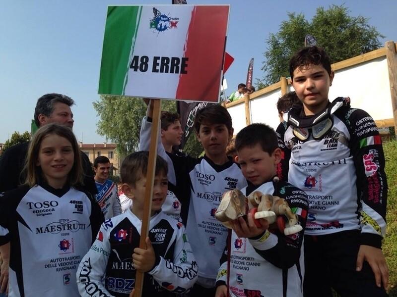 CAMPIONATO ITALIANO ASSOLUTO BMX 2014