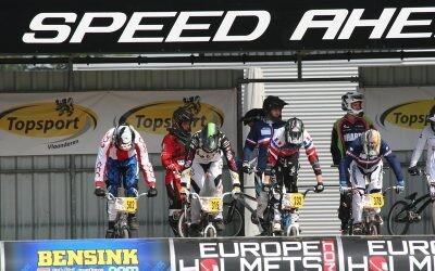 DESSEL EUROPEAN BMX CHAMPIONSHIP