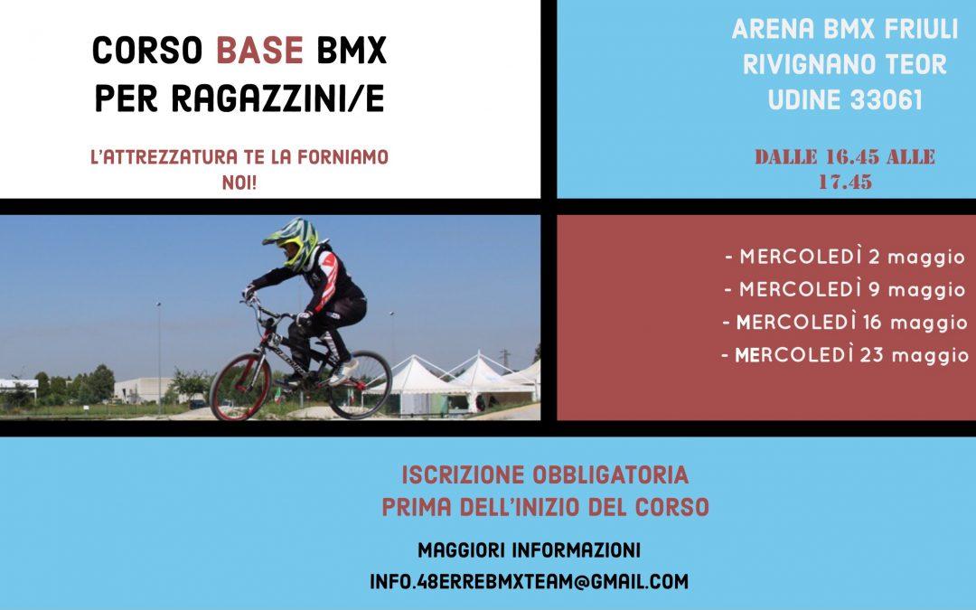 CORSO BASE BMX MAGGIO 2018