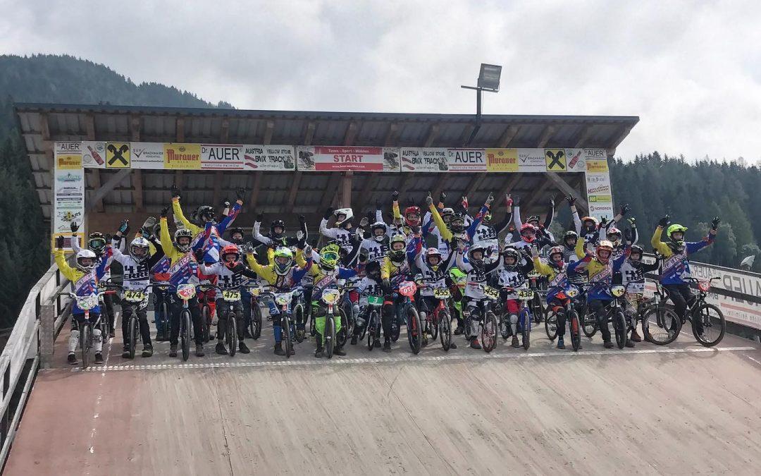 11′ e 12′ Tappa Alpeadria Bmx Championship 2019